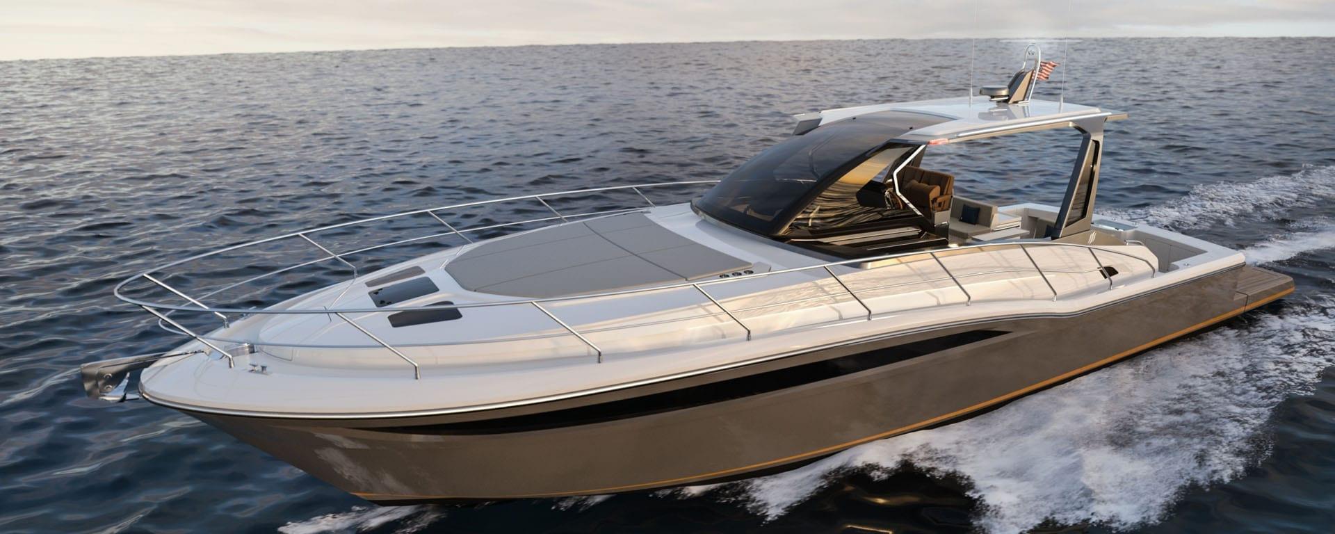 Uniesse marine yachts Exuma S5